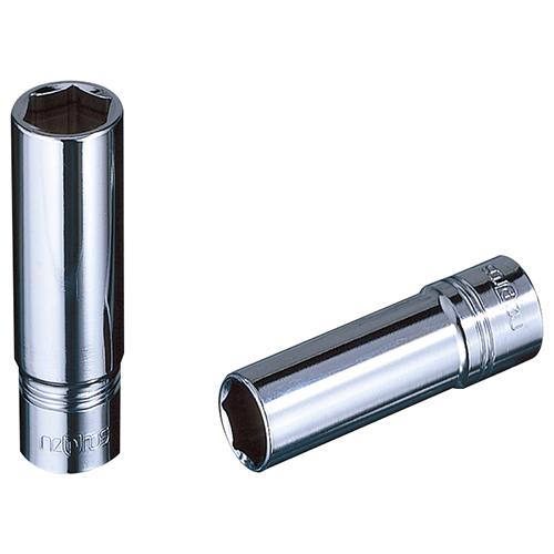 ◆京都機械工具 KTC ネプロス 6.3mmディープソケット NB2L-11 [個人宅配送不可]