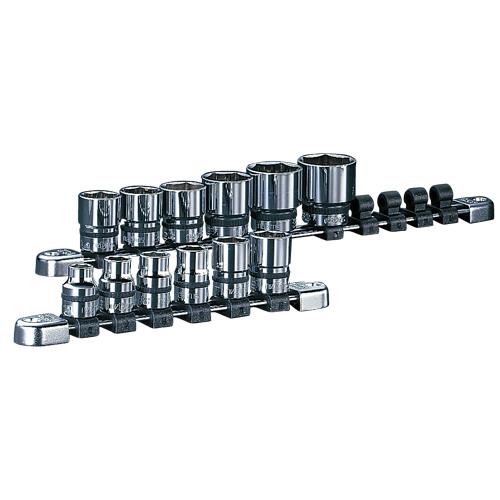 ◆京都機械工具 KTC ネプロス 12.7mmソケットセット NTB412A [個人宅配送不可]