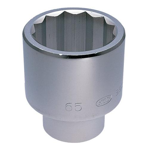 ◆京都機械工具 KTC ソケット (25.4) B50-35 [個人宅配送不可]