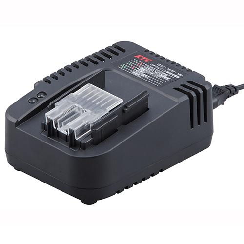 ◆京都機械工具 KTC リチウムイオン専用充電器 JHE180S [個人宅配送不可]