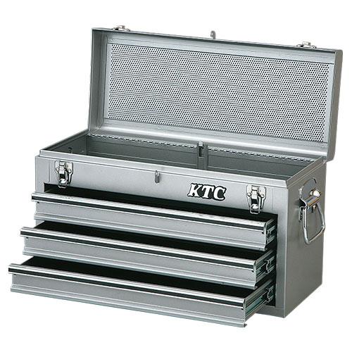 ◆京都機械工具 KTC チェスト(3段3引出し) SKX0213S