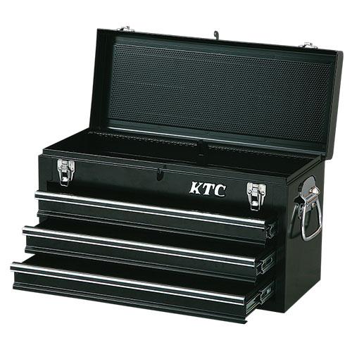 ◆京都機械工具 KTC チェスト(3段3引出し) SKX0213BK