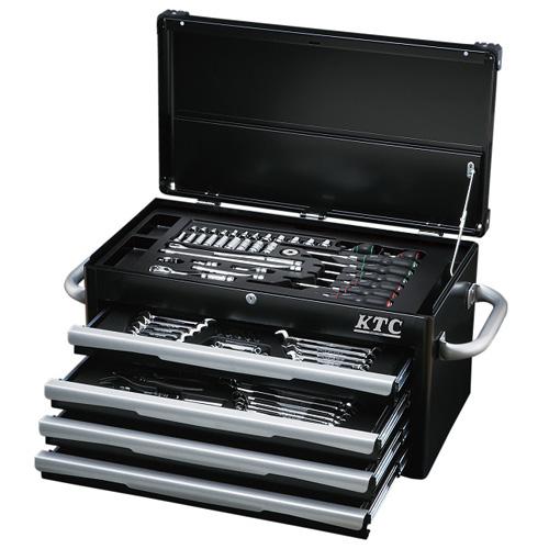 ◆京都機械工具 KTC ネプロス ツールセット NTX8701BKA [個人宅配送不可]