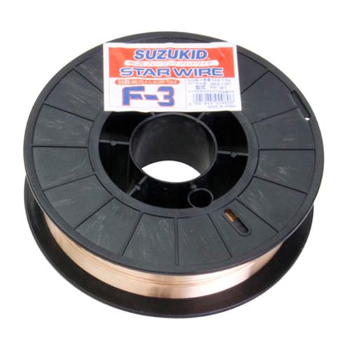 ソリッドブレージングワイヤです。 ◆スター電器製造 スズキット ブレージングワイヤ0.8 PF-81