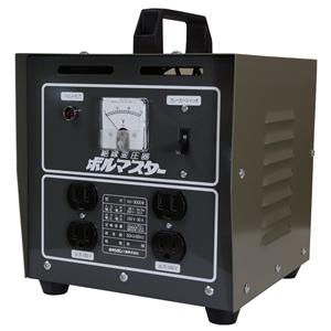 キシデン工業 絶縁変圧器 ボルマスター 野外(防滴)型変圧器 HD-3000W [代引不可商品]