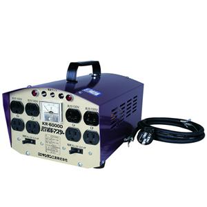 キシデン工業 変圧器 リングボルマスター KR-6000D