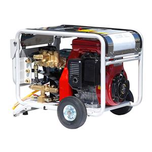 やまびこ(新ダイワ) ガソリンエンジン高圧洗浄機 JE633 20m吐水ホース、噴射ガン付 [配送制限商品]