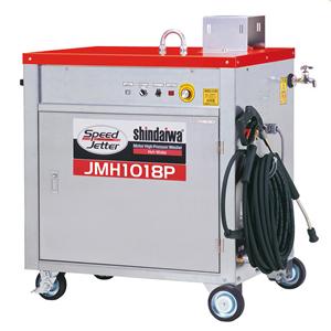 やまびこ(新ダイワ) 高圧温水洗浄機 JMH1018P-B 60HZ 三相200V [配送制限商品]