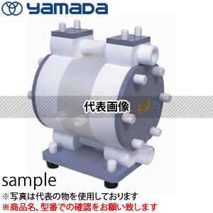 ヤマダコーポレーション ダイアフラムポンプ DP-20F/N-FL