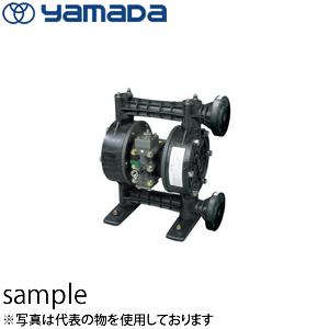 ヤマダコーポレーション ダイアフラムポンプ NDP-25BVH-FL