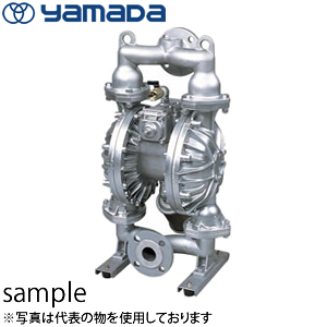ヤマダコーポレーション ダイアフラムポンプ NDP-50BAS
