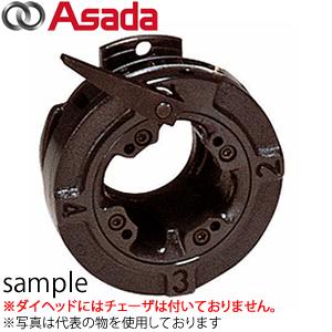 """アサダ(Asada) ダイヘッド 電線管 C51~75、PF1 1/2~3""""(ミニコン82用) 19100"""