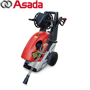 アサダ(Asada) 高圧洗浄機14 / 170 周波数50Hz仕様 HD14170E [大型・重量物]