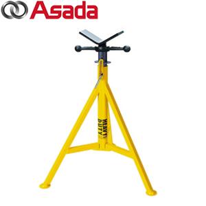 アサダ(Asada) HDパイプジャックLV(パイプ受台) S780385