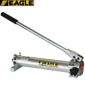 今野製作所(イーグル) アルミ製手動型単動油圧ポンプ シングルタイプ AKB-08S