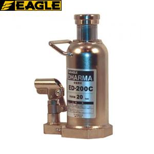 今野製作所(イーグル) ポータブル油圧ジャッキ ダルマー 標準タイプ クリーンルーム仕様 ED-200C