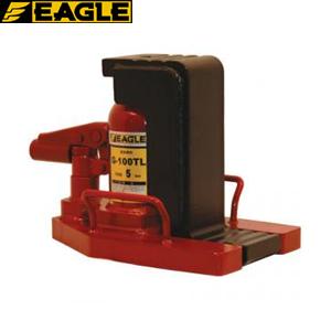 今野製作所(イーグル) 低床型爪つきジャッキ(爪ロングタイプ) G-100TL (爪付油圧ジャッキ)
