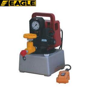 今野製作所(イーグル) 単動型電磁弁式油圧電動ポンプ シングルタイプ KH-7030S-1V
