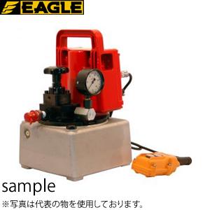 今野製作所(イーグル) 単動型リリーフバルブ式油圧電動ポンプ 2連タイプ KHB-7030S-2V