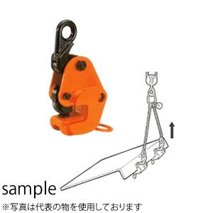 イーグルクランプ 形鋼横つり用クランプ GD-3 使用荷重(最小-最大 kg):600-3000