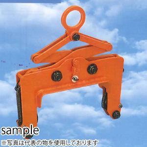 イーグルクランプ コラム用クランプ(開放ロック付) CCV-500(300-350) 使用荷重(最小-最大 kg):100-500 [大型・重量物]