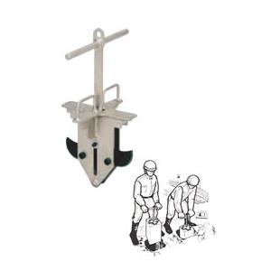 イーグルクランプ 基礎ブロック用クランプ EFG-100