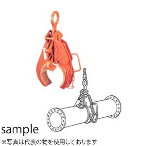 欠品中:2019年12月以降 イーグルクランプ パイプ横つり用クランプ KH-100 最大使用荷重(kg):200