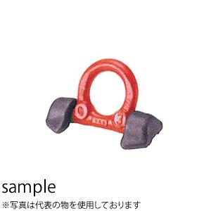 イーグルクランプ 溶接式アイプレート(平面部材用) RBS-30 最大使用荷重(t):24