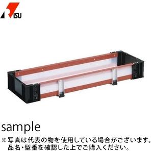 岐阜プラスチック工業 パーツボックス(ベタ目ボックス)長尺コンテナー W-360(L=2200) 大型商品に付き納期・送料別途お見積り