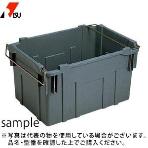 岐阜プラスチック工業 パーツボックス(ベタ目ボックス) HB-110M GY:グレー [個人宅配送不可]