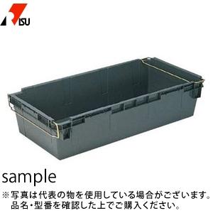 岐阜プラスチック工業 パーツボックス(ベタ目ボックス) HB-120 GY:グレー [個人宅配送不可]