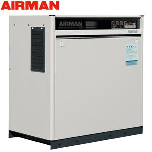 北越工業(AIRMAN) モータコンプレッサ SAS11SD 空冷タイプ 空気量1.6m3/min 大型商品に付き納期・送料別途お見積り