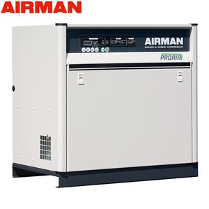 北越工業(AIRMAN) モータコンプレッサ SAS4SD 空冷タイプ 空気量0.44m3/min 大型商品に付き納期・送料別途お見積り