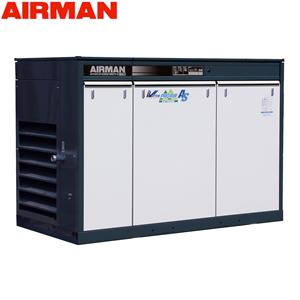 北越工業(AIRMAN) 屋外設置型モータコンプレッサ SMS75EVD 空冷タイプ 空気量16.1~12.5m3/min 大型商品に付き納期・送料別途お見積り