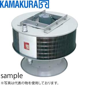 鎌倉製作所 ユニットヒータ 標準形(蒸気用) 垂直吹き下ろし・拡散範囲調節型 KUV-201 モーター仕様:3φ・200V・6P・0.4kW ファン径:50cm [送料別途お見積り]