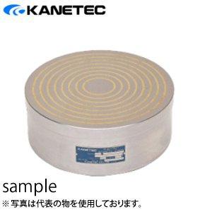 カネテック マグネット 丸形電磁チャック リングポール形 KEC-50ARE [個人宅配送不可]