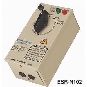 カネテック マグネット 消磁専用チャックマスター ESR-N102