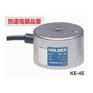 カネテック マグネット 薄形電磁ホルダ KE-4E