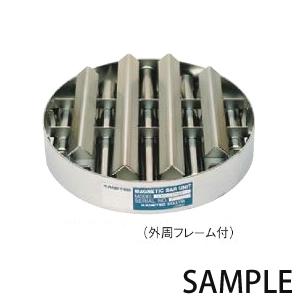 カネテック 丸格子形マグネット KGM-CF25