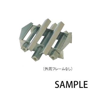カネテック 強力丸格子形マグネット KGM-HC20