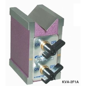 カネテック マグネット 二面吸着V形ホルダ KVA-2F1A