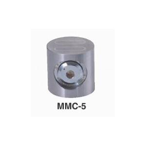 カネテック マグネット 一面吸着丸形永磁ミニチャック MMC-5