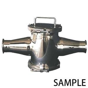 人気絶頂 カネテック 粘液体用マグネットフィルタ 高磁力形/耐熱高磁力 PCMH2-T20, こだわりパンダ f3f4cf3d
