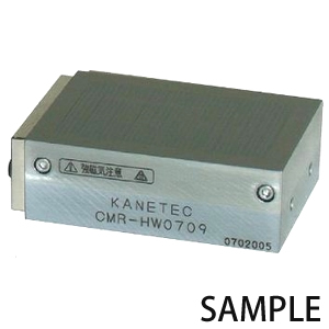 カネテック マグネット 非切換式超硬用永磁チャック 細目ピッチタイプ CMR-HW1215