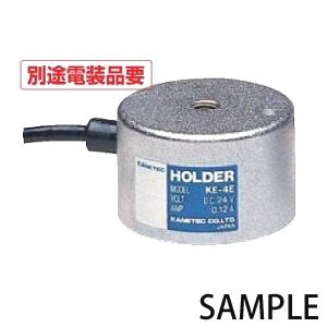 カネテック マグネット 薄形電磁ホルダ KE-5E