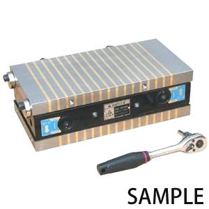 カネテック マグネット 強力形両面吸着永磁ブロック RMA-2F2040