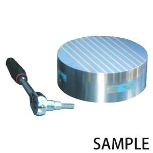 カネテック マグネット 強力丸形永磁チャック RMA-C32