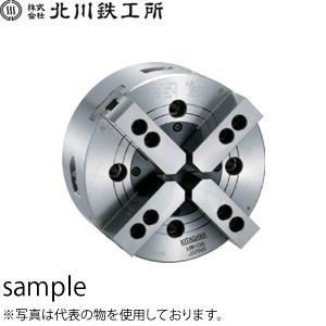 北川鉄工所 4爪中実パワーチャック HW-10