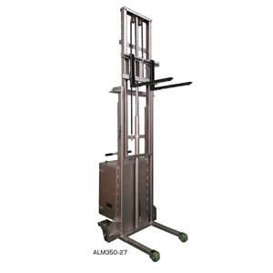 京町産業 アシストリフト ALM350-27 荷重:350kg 揚程:90~2700mm [送料お見積り]