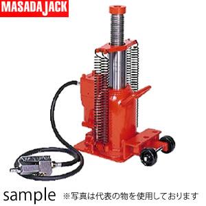 マサダ製作所 日本製 エアートラックジャッキ APJ-250 スプリングリターン付